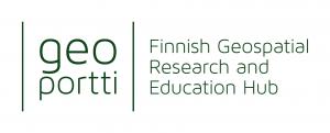 Geoportti logo